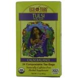[Eco Teas] Tea Bags Pure Tulsi, FT  100% Organic
