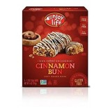 [Enjoy Life] Snack Bars Decadent, Cinnamon Bun