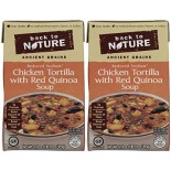[Back To Nature] Reduced Sodium Soup Chicken Tortilla w/Red Quinoa GF