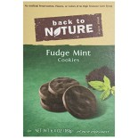 [Back To Nature] Cookies Fudge Mint
