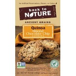 [Back To Nature] Cookies Quinoa Almond Chocolate Chip
