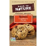 [Back To Nature] Cookies Quinoa Cranberry Pecan