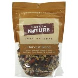 [Back To Nature] Snack Blends Nuts, Harvest Blend