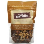 [Back To Nature] Snack Blends Nuts, Tuscan Herb Roast