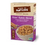 [Back To Nature] Cereal Risin Raisin Blend
