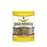 [Alive & Radiant Foods] Kale Krunch Terragon Dijon  At least 95% Organic