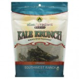 [Alive & Radiant Foods] Kale Krunch Southwest Ranch  At least 95% Organic