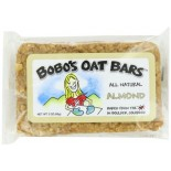 [Bobo`S Oat Bars]  Almond