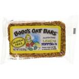 [Bobo`S Oat Bars]  Lemon Poppyseed, Gluten Free