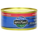 [Wild Planet] Canned Seafood Wild Pink Shrimp