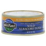 [Wild Planet] Canned Seafood Wild Albacore Tuna, Low Mercury