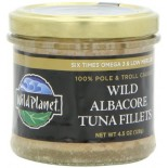 [Wild Planet] Canned Seafood Premium Albacore Fillets