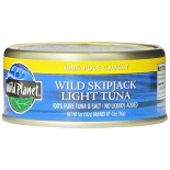 [Wild Planet] Canned Seafood Wild Skipjack Tuna, Low Mercury