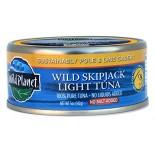 [Wild Planet] Canned Seafood Wild Skipjack Lt Tuna, NSA