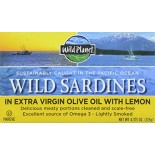 [Wild Planet] Canned Seafood Wild Sardines in Oil & Lemon