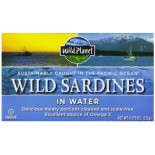 [Wild Planet] Canned Seafood Wild Sardines in Spring Water