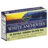 [Wild Planet] Canned Seafood Wild Anchovies In EVOO, White