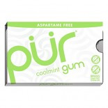 [Pur Gum]  Cool Mint 9Pc