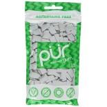 [Pur Gum]  Spearmint Gum 60Pc