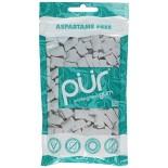 [Pur Gum]  Wintergreen Gum 60Pc