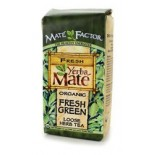 [The Mate` Factor] Yerba Mate` Loose Tea Fresh Green  At least 95% Organic