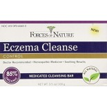 [Forces Of Nature] Medicated Cleansing Bar Eczema Cleanse  At least 95% Organic