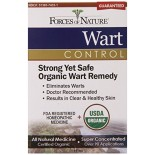 [Forces Of Nature] Homeopathic Medicine Wart Control  At least 95% Organic