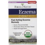 [Forces Of Nature] Homeopathic Medicine Fast Acting, Eczema Control  At least 95% Organic