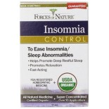 [Forces Of Nature] Homeopathic Medicine Insomnia Control  At least 95% Organic