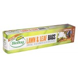 [Biobag] Bio-Degradable Bags Lawn & Leaf Bags, 33 Gallon