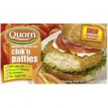 [Quorn]  Chicken Style Patties, 4 Pk