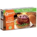 [Quorn]  Gourmet Meatless Burgers, 4pack
