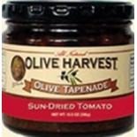 [Total Harvest] Olive Harvest Sundried Tomato Olive Tapenade