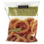[Alexia Foods] Onion Rings Crispy Golden w/Sea Salt