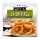 [Alexia Foods] Appetizers Onion Rings, Beer Battered