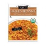 [Alexia Foods] Hash Browns Hash Browns  At least 95% Organic
