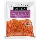 [Alexia Foods] Waffle Fries Sweet Potatoes, Waffle Cut