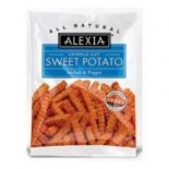 [Alexia Foods] Oven Crinkles Sweet potatoes, Salt & Pepper