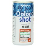 [Ito En] Ready To Drink Tea Oolong Shot, Blue