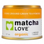 [Matcha Love] Stone Ground-Green Tea Powder Love Tea  At least 95% Organic
