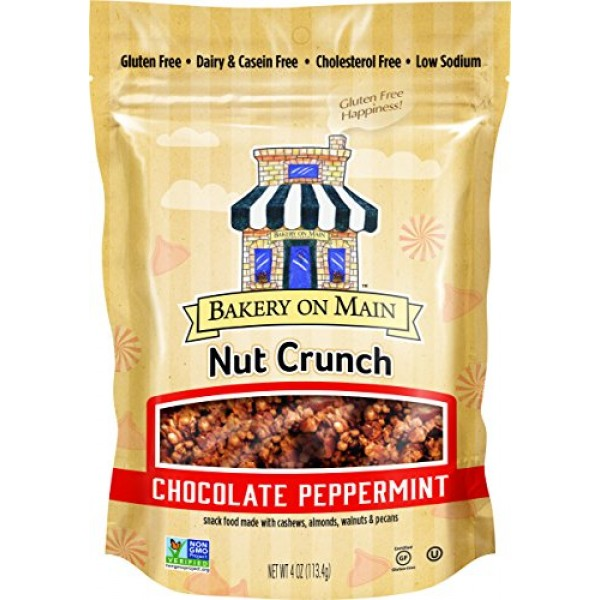 [Bakery On Main] Gluten Free Nut Crunch Chocolate Peppermint