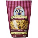 [Bakery On Main] Gluten Free Granola Nutty Cranberry