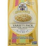 [Bakery On Main] Gluten Free Instant Oatmeal Variety Pack