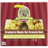 [Bakery On Main] Gluten Free Granola Cranberry Maple Nut Bar