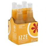 [Izze Beverage Co.] Sparkling Juices Peach