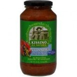 [Kissino] All Natural Pasta Sauce Puttanesca