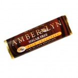 [Amber Lyn] Sugar Free/No Sugar Added Chocolate Bars Dark Chocolate