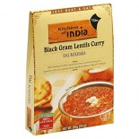 [Kitchens Of India] Indian Food Soups, Ramens, Chilis Dal Bukhara, Black Gram Lentils Curry
