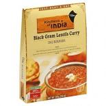 [Kitchens Of India] Indian Food Soups, Ramens, Chilis Dal Bukhara, Black Gram Lentils Curry
