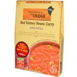 [Kitchens Of India] Indian Food Soups, Ramens, Chilis Rajma Masala, Red Kidney Beans Curry